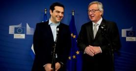 Κομισιόν: Ο Τσίπρας είχε ενημερώσει τον Γιούνκερ για τις εκλογές
