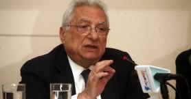 Ο Πέτρος Μολυβιάτης «θα είναι ο υπηρεσιακός υπουργός Εξωτερικών»