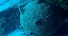 Εξουδετέρωσαν την νάρκη που είχε βρεθεί στην παραλία στα Μισίρια Ρεθύμνου
