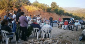 Η εκδήλωση της ΠΕΑΕΑ Χανίων στον Άναβο Σελίνου