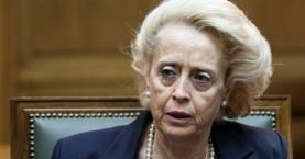 Με την υπηρεσιακή πρωθυπουργό συναντήθηκε η Ζωή Κωνσταντοπούλου