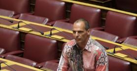 Βαρουφάκης: Δεν θα λάβω μέρος στις «θλιβερές εκλογές»