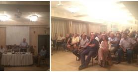 Περιοδεία υποψήφιων βουλευτών της ΝΔ στα Χανιά (φωτο)
