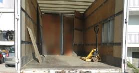Φορτηγό μετέφερε 50.000 λαθραία πακέτα τσιγάρα
