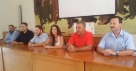 Το ψηφοδέλτιο του ΚΚΕ στα Χανιά (φωτο & βίντεο)