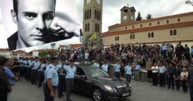 Κηδεύτηκε στο Τσοτύλι ο ειδικός φρουρός Στάθης Λαζαρίδης (φωτο)