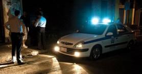 Αυτοκίνητο μπήκε σε ουζερί στο Αρώνι Ακρωτηρίου