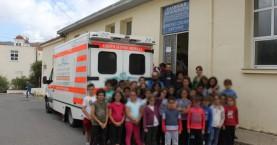 Η Κινητή Ιατρική Μονάδα της Μητροπόλεως Κισάμου & Σελίνου σε σχολεία
