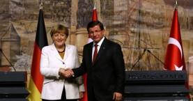 Έτοιμη η Τουρκία να συνεργαστεί με τη Γερμανία στο προσφυγικό