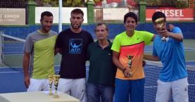 Τένις: Διακρίσεις για Ναούμ, Αρετάκη