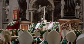 Σύνοδος στο Βατικανό για την σύγχρονη οικογένεια στην σκιά του γκέι γάμου