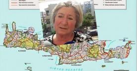Κλουτσινιώτη: Αμόρφωτοι οι Κρητικοί. Υπερκορεσμένη τουριστικά η Κρήτη !