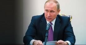 Ο Πούτιν στέλνει στη Συρία αντιαεροπορικά συστήματα S-400