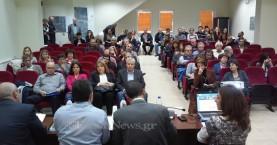 Το 2017 ο Δήμος Χανίων θα έχει ενιαίο Γενικό Πολεοδομικό Σχέδιο