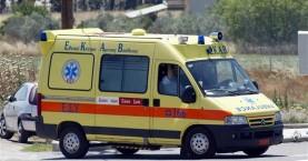 Δυο τραυματίες σε τροχαίο τα ξημερώματα στο Ηράκλειο