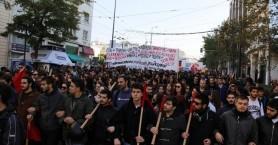 Ολοκληρώθηκε η πορεία μαθητών και φοιτητών για τον Γρηγορόπουλο, στην Αθήνα