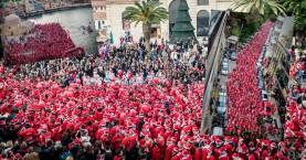 Santa Run 2015....
