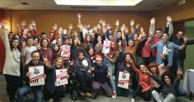 5o Santa Run στα Χανιά: Οι εθελοντές σε γιορτινό ρυθμό