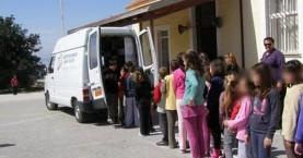 Πρόγραμμα Κινητής Βιβλιοθήκης του Δήμου Χανίων μέχρι τέλος του 2016