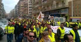 Οι μεταλλωρύχοι καταγγέλουν την στάση του Δήμου Αριστοτέλη