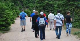 Πεζοπορία σε Μιξόρουμα - Δριμίσκο - Αγία Φωτεινή ο Φυσιολατρικό Σύλλογος