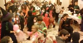 Το αποκριάτικο πάρτυ του Δημοτικού Σχολείου Παζινού Ακρωτηρίου