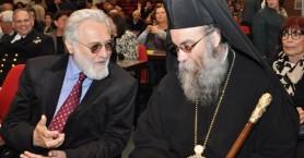 Ο Γιάννης Σμαραγδής στην Ορθόδοξη Ακαδημία Κρήτης