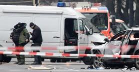 Eνας νεκρός από έκρηξη αυτοκινήτου στο Βερολίνο