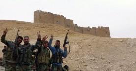 Οι δυνάμεις του Άσαντ επανακατέλαβαν την Παλμύρα (φωτο - βίντεο)