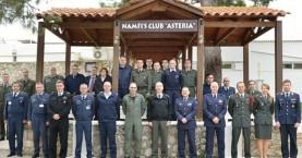 Αλλάζει η Διοίκηση στο Πεδίο Βολής Κρήτης
