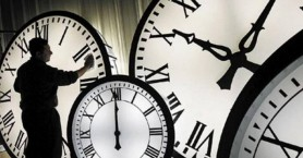 Αλλάζει η ώρα την Κυριακή 27 Μαρτίου