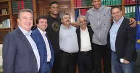 Στην Κρήτη τα αστέρια του μπάσκετ Αντετοκούνμπο