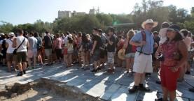 Αυστηρά μέτρα ασφαλείας στην Ακρόπολη. Επιτρέπονται μόνο οι τσάντες χειρός