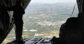 Εντυπωσιακές φωτό απο πτώση αλεξιπτωτιστών στην Κρήτη