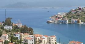 Επίσκεψη - μήνυμα δύο υποβρυχίων στο Καστελόριζο