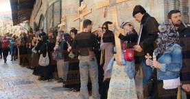 Μεγάλη Παρασκευή στα Ιεροσόλυμα: Η πορεία του Χριστού προς τον Γολγοθά