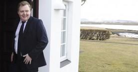 Την παραίτησή του υπέβαλε ο Ισλανδός πρωθυπουργός