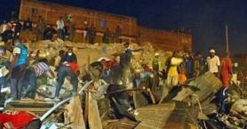 'Ερευνες για επιζώντες στα συντρίμμια κτηρίου που κατέρρευσε στο Ναιρόμπι