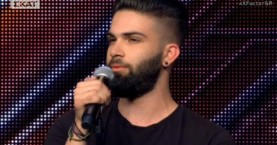 X Factor - Auditions: Τραγούδησε Παντελίδη και ανατρίχιασε όλη η αίθουσα!