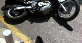 Οδηγός μοτοσικλέτας σκοτώθηκε σε τροχαίο νωρίς το πρωί