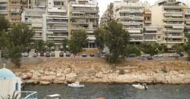 Η σορός 75χρονης εντοπίστηκε στη θάλασσα στον Πειραιά