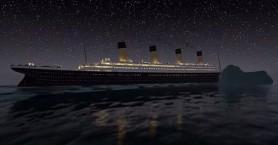 Ψηφιακή αναπαράσταση δείχνει τον Τιτανικό να βυθίζεται