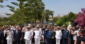 Εκδήλωση τιμής και μνήμης από το Δ.Πλατανιά στο μνημείο πεσόντων Κερίτη