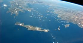 Αστροναύτης έστειλε χαιρετίσματα στην Κρήτη από το διάστημα