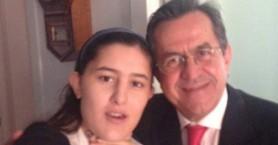 Συγκλονιστικό μήνυμα του Νικολόπουλου και της συζύγου του για την κόρη τους