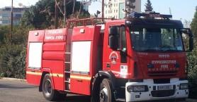 Μεγάλη φωτιά στη Μυτιλήνη -Xωρίς ρεύμα όλη η Λέσβος