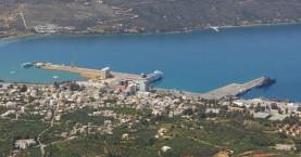 Τα έργα στο Λιμάνι Σούδας πρώτη προτεραιότητα του Λιμενικού Ταμείου