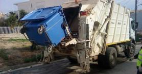 Μάχη για να κρατήσει το πόδι της υπάλληλος καθαριότητας στο Ηράκλειο