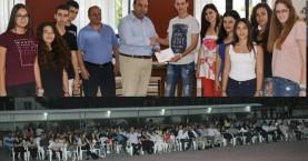 Μουσική φιλανθρωπική εκδήλωση απο το Γυμνάσιο - Λύκειο Χάρακα