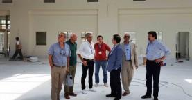 Μέσα Ιουλίου η παράδοση της ανατολικής πτέρυγας του αεροδρομίου Χανίων